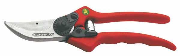 Zahradnické nůžky BERGER 1200 kovové 215 mm