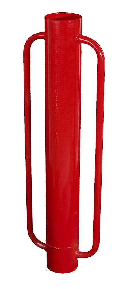 Zatloukač kůlů ruční OLLI 15 kg - beranidlo