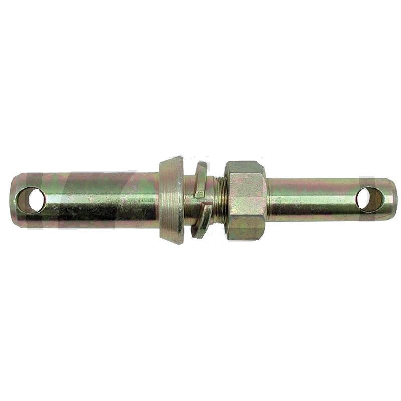 Kolík kat. 2-1 pro spodní závěs třetího bodu délka 190 mm závit M24 x 1,5