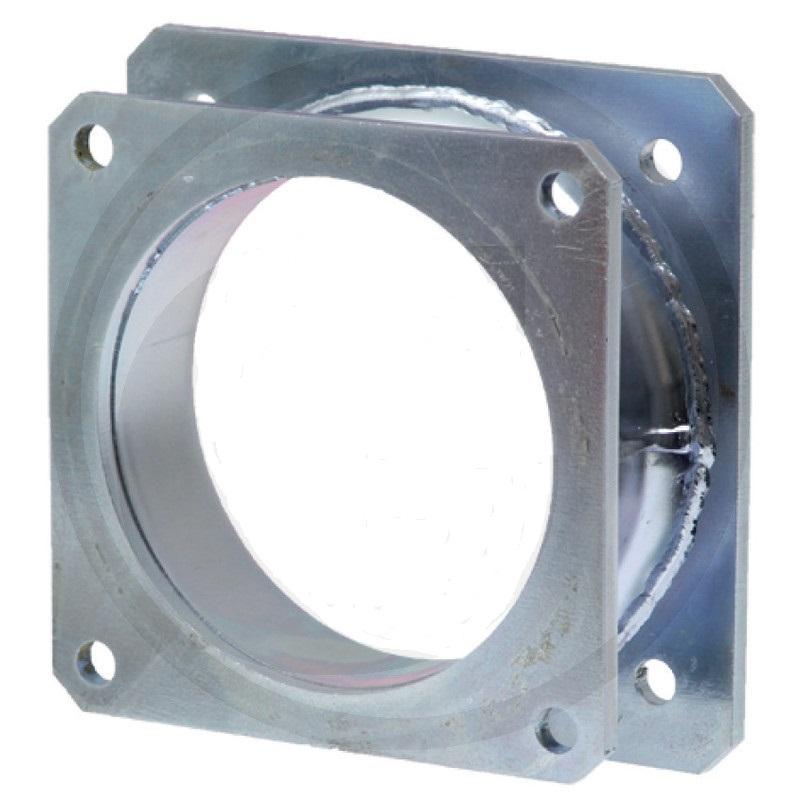 Adaptér pro šoupě 6″ 0080 a 0090 (8F2 a 9E) ke spojení s přírubou tloušťka 70 mm