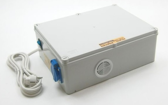 Kompletní záložní zdroj energie pro oběhová čerpadla, líhně, ohradníky 300W ZZ07