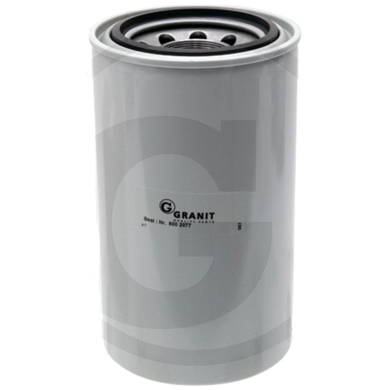 Granit 8002077 filtr hydraulického/převodového oleje vhodný pro Fiat, Ford, New Holland
