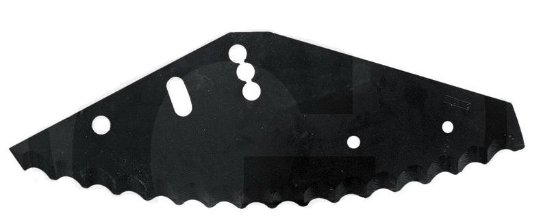 Náhradní nůž pro krmný vůz Mayer Silo King nové provedení