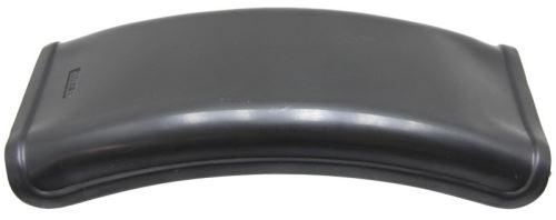 Umělohmotný čtvrtblatník pro jedno a dvouřadá kola šířka 550 mm délka 700 mm