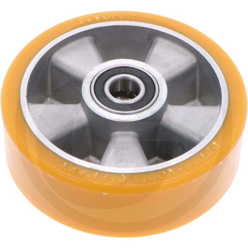 Balanční kolečko průměr 125 mm, šířka 40 mm na vysokozdvižné vozíky Linde, Still