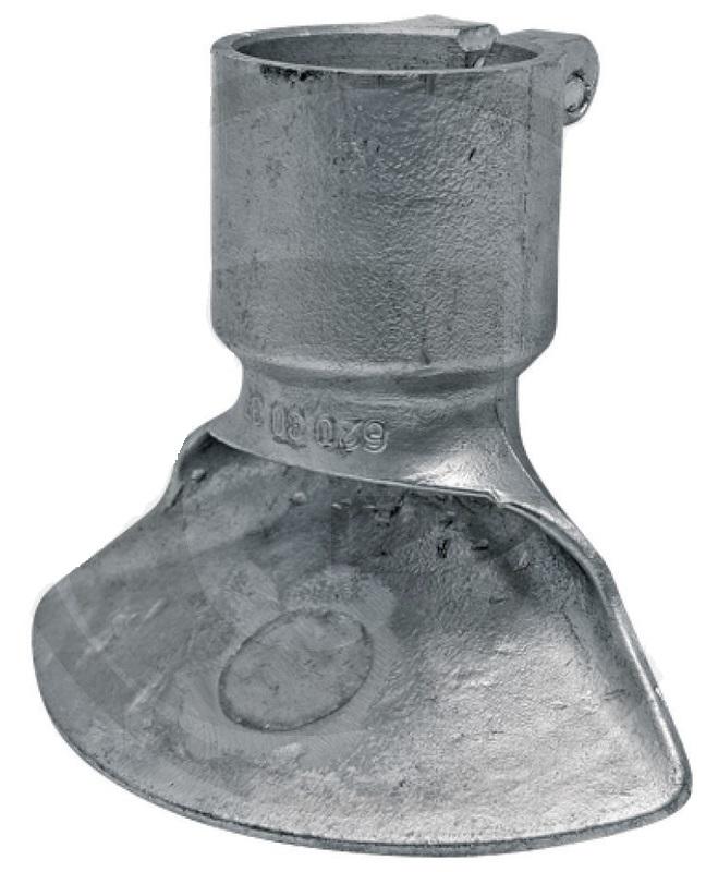 Tryska rozstřikovače k HK univerzálnímu rozstřikovači pro systém Bauer šířka 12 cm