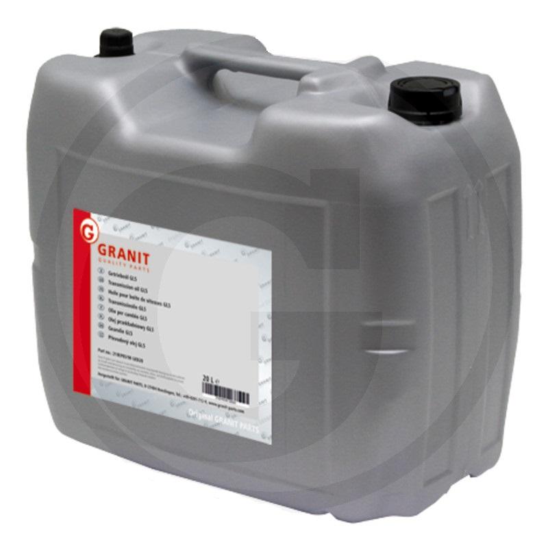 Převodový ole Granitj GL5 Limited Slip SAE 85W-90 určený i pro nápravy 20 l