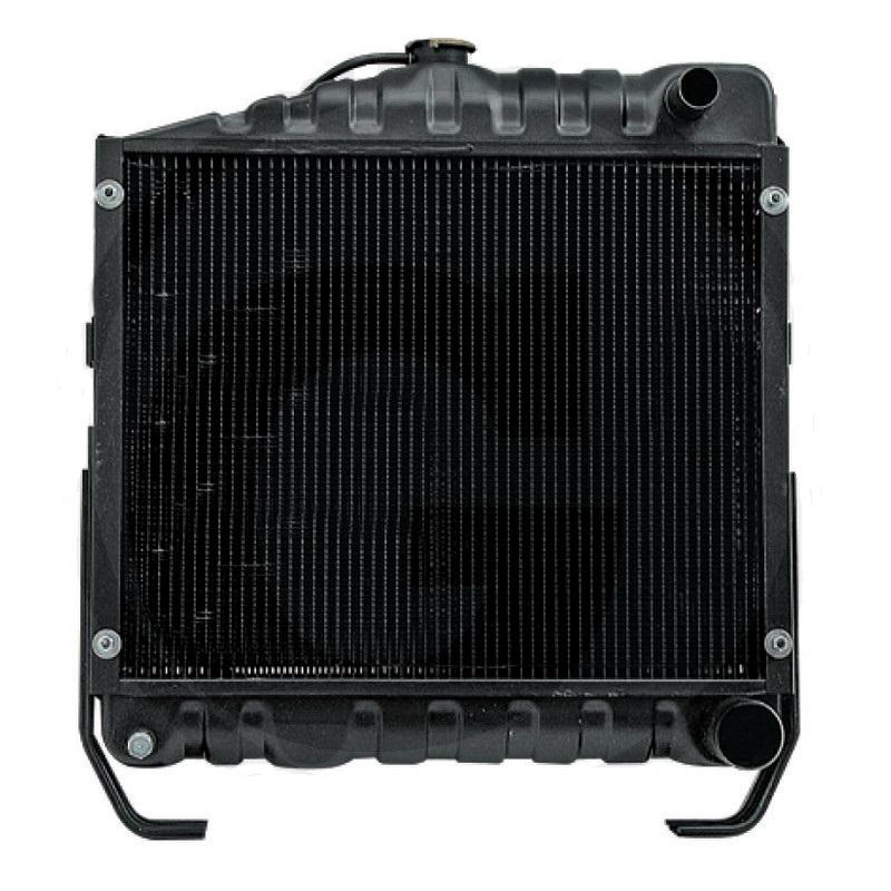 Chladič vhodný pro Case IH výška 540 mm šířka 553 mm