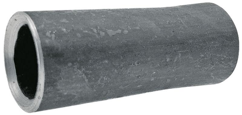 Přivařovací pouzdro na hroty na balíky 100 mm závit M20, M22, M24