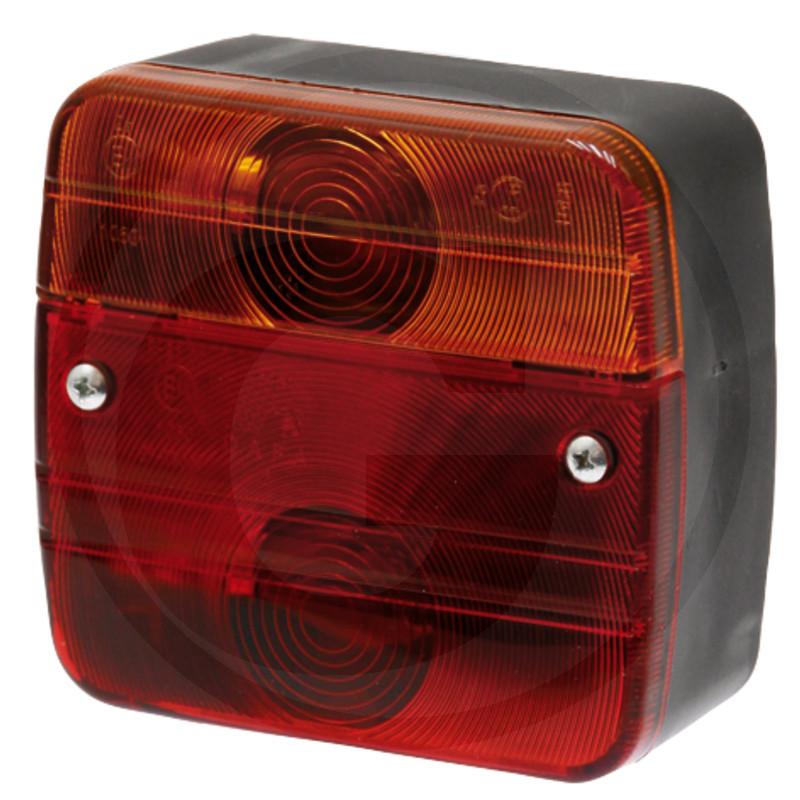 Zadní světlo levé koncové, brzdové směrové bez osvětlení SPZ vhodné pro Renault