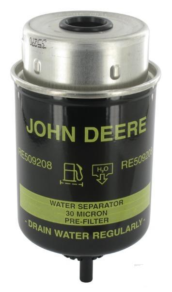 John Deere RE509208 palivový předfiltr šroubovací original