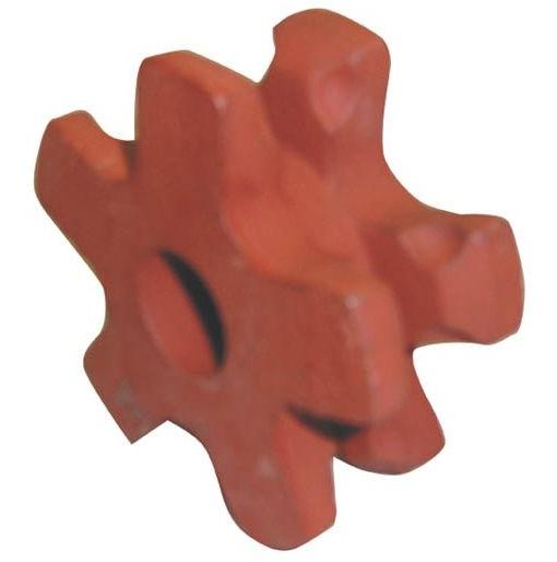 Řetězka na rozmetadlo hnoje Bergmann tvar B řetěz 14×50 mm 5 zubů