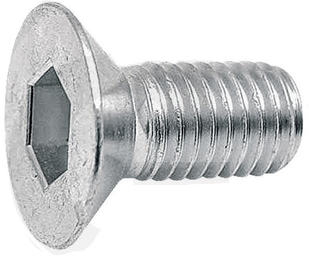 Imbusový zápustný šroub M12 x 25 pro kluzné a podpěrné talíře Deutz-Fahr