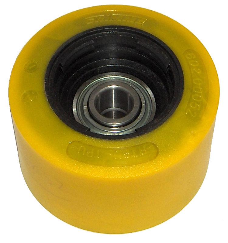 Podpěrná kladka váleček průměr 95 mm, výška 61,5 mm pro bramborový kombajn Grimme