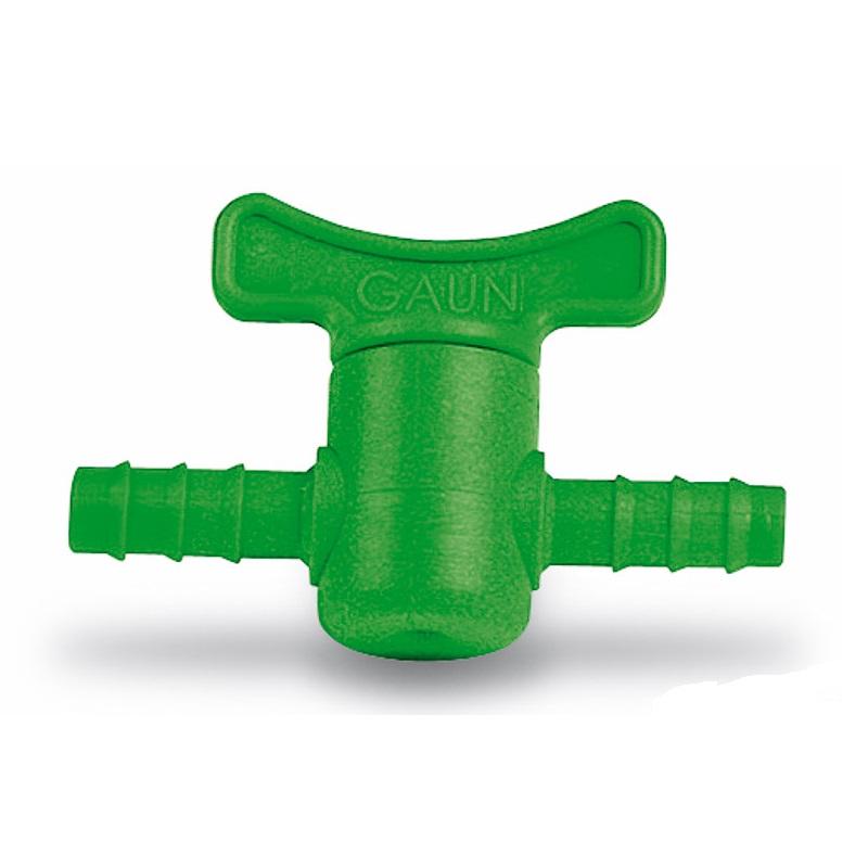 Kohoutek na hadičku 7 mm 5 x 8 mm pro niplové a hadičkové napáječky