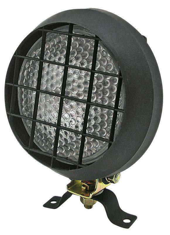 Halogenové pracovní světlo oválné H3 s ochranným krytem